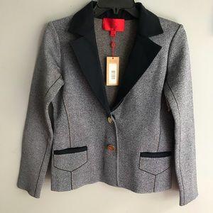 New With Tags Zac Posen Z Spoke Jacket Blazer